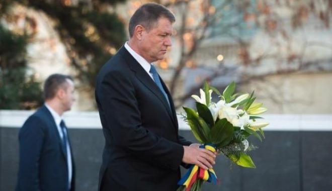 Foto: Klaus Iohannis, mesaj de ultimă oră despre militarii morți în accidentul din Argeș