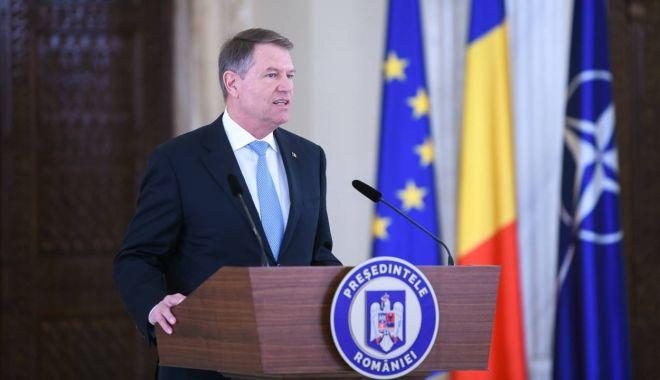 """Foto: Klaus Iohannis: """"Justiția a ajuns în situația de acum din vina PSD"""""""