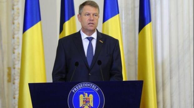 Foto: Klaus Iohannis îşi menţine opinia: Viorica Dăncilă trebuie să demisioneze