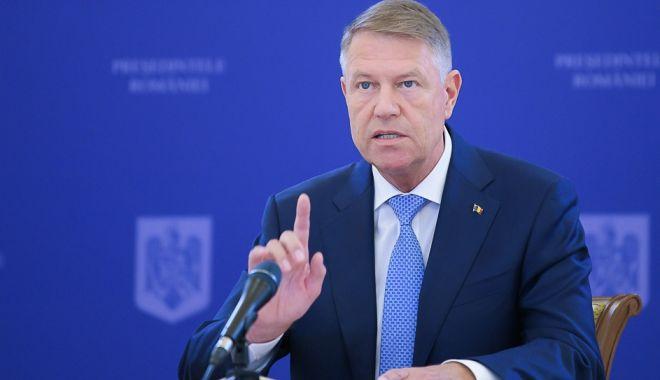 Klaus Iohannis: Pandemia a venit într-un moment dificil pentru sistemul românesc de sănătate - klausiohannispresidencyro-1617788763.jpg