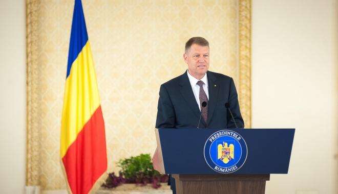 Foto: Klaus Iohannis, discuţii cu congresmenii americani despre ridicarea vizelor pentru românii care călătoresc în SUA