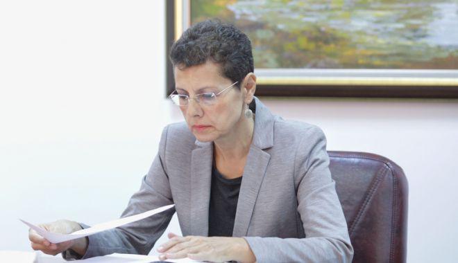 Foto: Adina Florea, propusă de Toader pentru conducerea DNA, respinsă de Iohannis