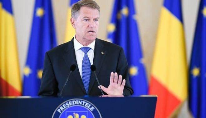 Foto: Iohannis: Propunerea de revocare a lui Lazăr mi se pare o eroare