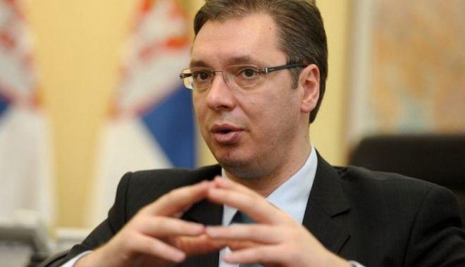 Foto: Kosovo, principalul obstacol al Serbiei în drumul spre UE