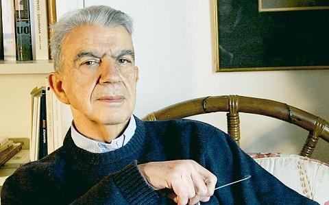 Foto: Celebrul scriitor grec Menis Koumandareas a fost asasinat