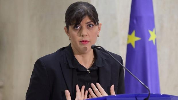 Foto: Sesizarea făcută de Kovesi la CEDO privind revocarea sa a fost admisă