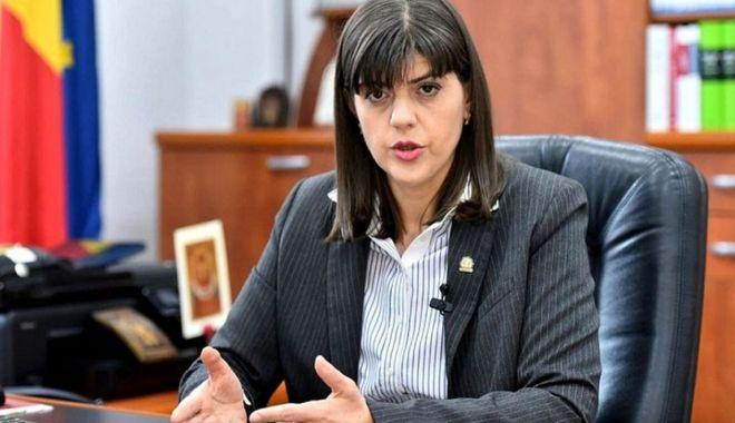 """Foto: Laura Codruța Kovesi: """"Sunt alături de procurorii și judecătorii care lucrează sub presiune"""""""