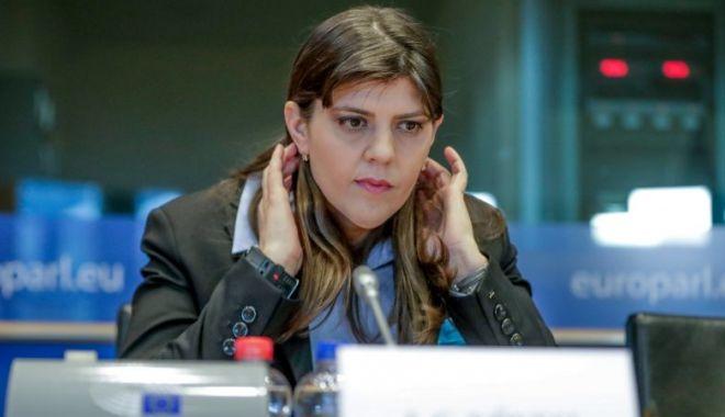 Foto: Surse: Laura Codruţa Kovesi, plasată sub control judiciar