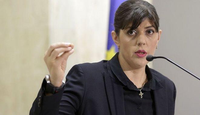 """Foto: Laura Codruța Kovesi, susținută de oficialii UE. """"Rămâne candidata preferată"""""""