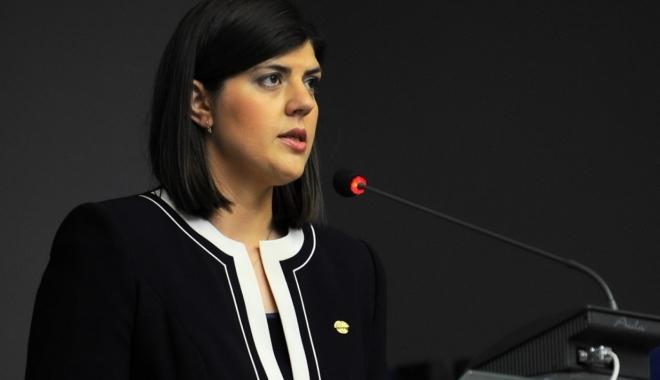 Foto: Ce mesaj i-a transmis ministrul Justiţiei Laurei Codruţa Kovesi
