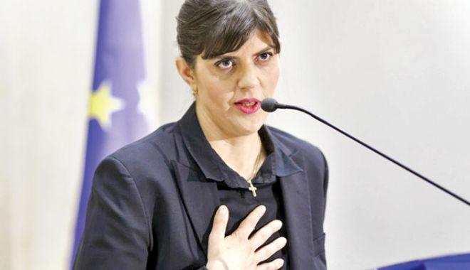 Foto: Laura Codruţa Kovesi a câştigat procesul cu Inspecţia Judiciară la ÎCCJ. Decizia instanţei este definitivă