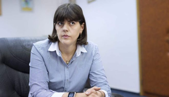 Foto: Inspecţia Judiciară, o nouă acţiune disciplinară împotriva Laurei Codruţa Kovesi