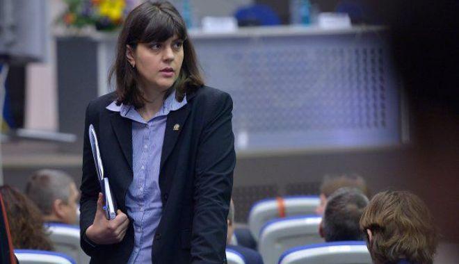 Foto: Curtea Constituțională a DECIS: Laura Codruța Kovesi poate fi REVOCATĂ