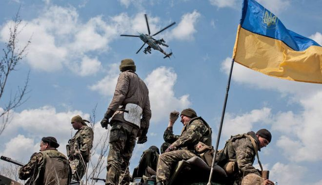 Foto: Kremlin: Estul separatist al Ucrainei trebuie să primească un statut special