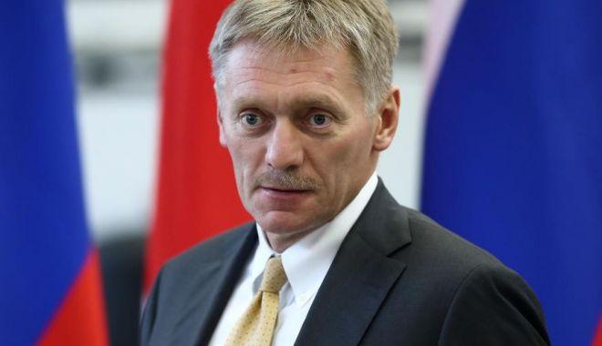 Foto: Kremlinul exclude ca problema Crimeii să facă obiectul discuției în