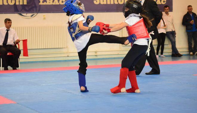 """Foto: Campionatul Naţional de Kung-Fu revine în sala """"Tomis"""""""