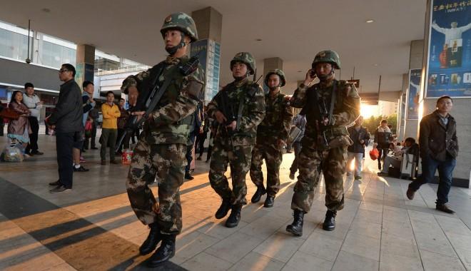 Foto: Atentat în China: 31 de morți și peste 90 de răniți