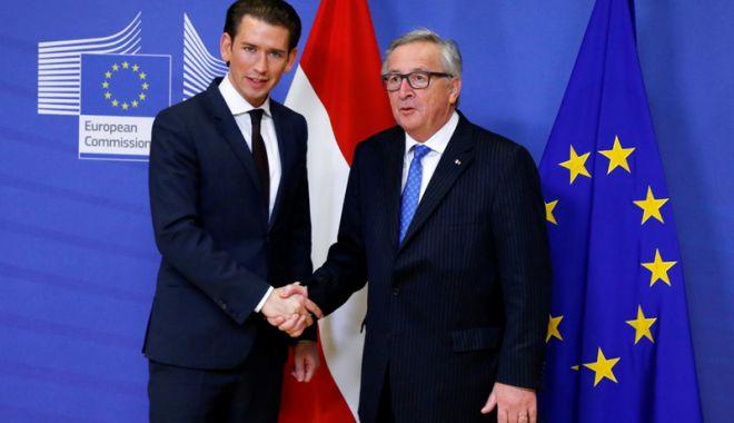 Foto: Kurz şi Juncker spun că UE trebuie  să contracareze China în Africa