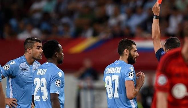 Foto: Lazio, adversara FCSB din Europa Leage, vrea să se retragă din campionat