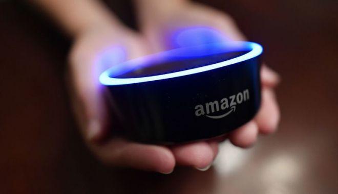 Foto: Angajații români ai companiei Amazon ascultă înregistrările audio făcute de asistentul digital Alexa în locuințele clienților