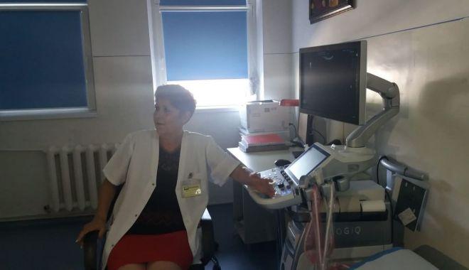 Foto: Laborator de ultimă generaţie la Spitalul de Urgenţă Constanţa