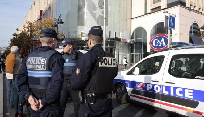 Foto: Laborator cu materiale explozive, descoperit în apropiere de Paris