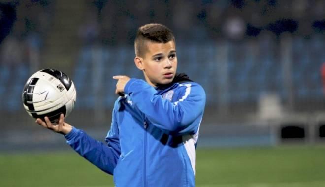 """Foto: Transfer pentru Ianis Hagi? """"Are toate calităţile să reuşească la Fiorentina"""""""