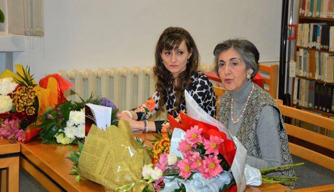 Foto: O nouă lansare de carte la Biblioteca Județeană