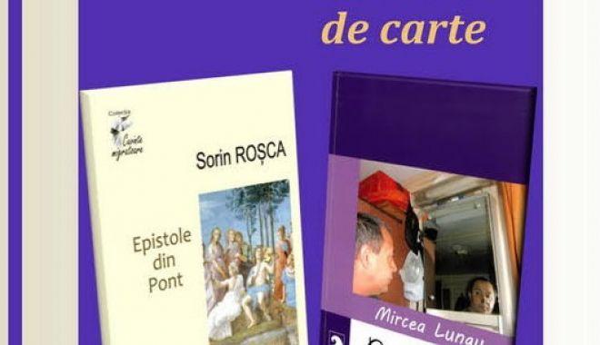 """Dublă lansare de carte, astăzi, la Biblioteca județeană """"I.N. Roman"""" - lansarecarte-1626940572.jpg"""
