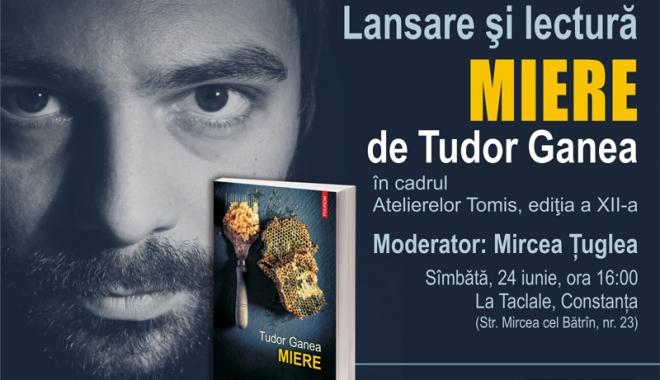 """Foto: Tudor Ganea aduce """"Mierea"""" la Constanţa"""