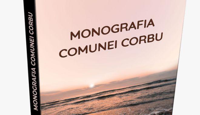 Foto: Istoria comunei Corbu, publicată într-o amplă monografie
