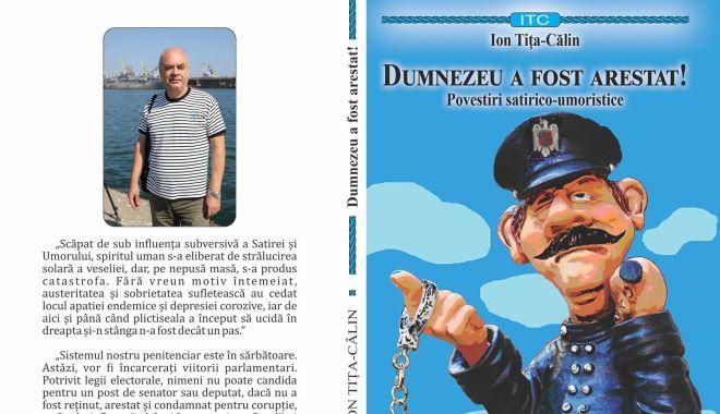 """Foto: Lansare de carte: """"Dumnezeu a fost arestat!"""""""
