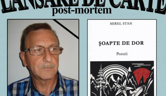 Foto: Lansare de carte post-mortem