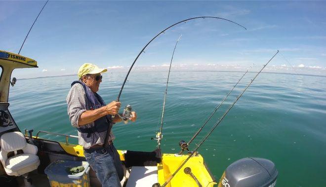Foto: La pescuit…