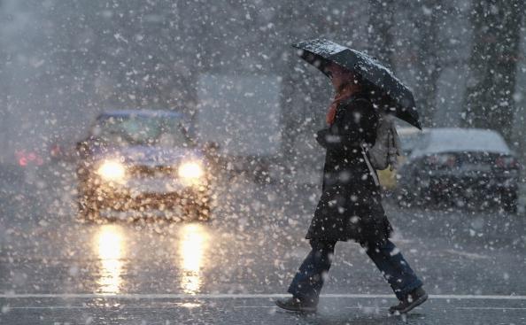 Foto: VIN NINSORILE LA CONSTANŢA! Meteorologii anunţă lapoviţă şi ger, de la noapte
