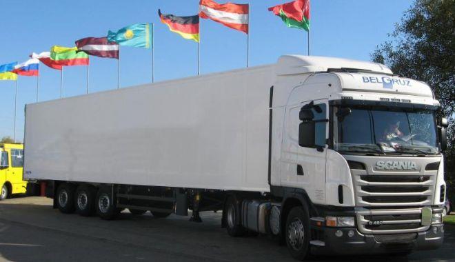 Foto: Doi şoferi români de camion, jefuiţi în Germania. Poliţia cere ajutorul pentru prinderea tâlharilor