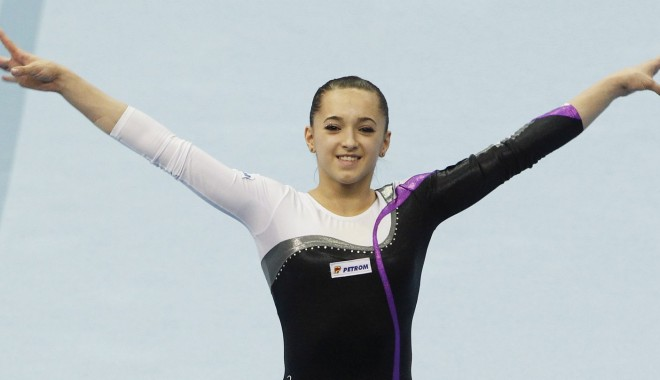 Foto: Gimnastică, Cupa Mondială de la Doha / Larisa Iordache, medalie de aur în finală la sărituri