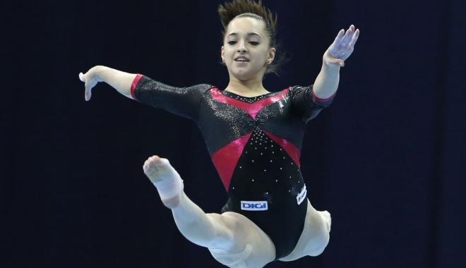 Foto: GIMNASTICĂ / Larisa Iordache va participa la Cupa Mondială de la Stuttgart