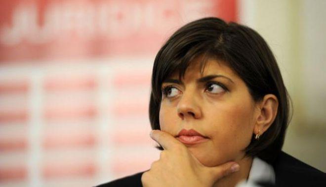 Laura Codruţa Kovesi susține o conferință de presă la ora 19:30 - laura-1518618564.jpg