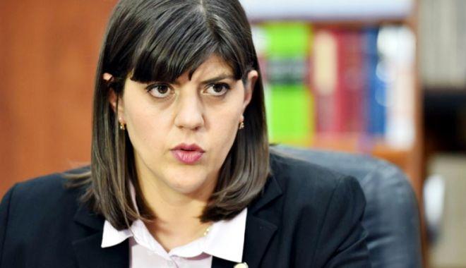 Foto: Laura Codruța Kovesi, cercetată disciplinar de Inspecția Judiciară