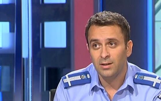 Foto: Şeful jandarmilor care au intervenit în Piaţa Victoriei, avansat