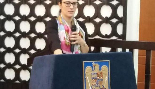 Foto: Lavinia Boldea, validată în funcţia de consilier judeţean