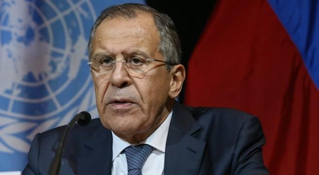 Foto: Siria / Lavrov explică decizia Rusiei privind retragerea parțială