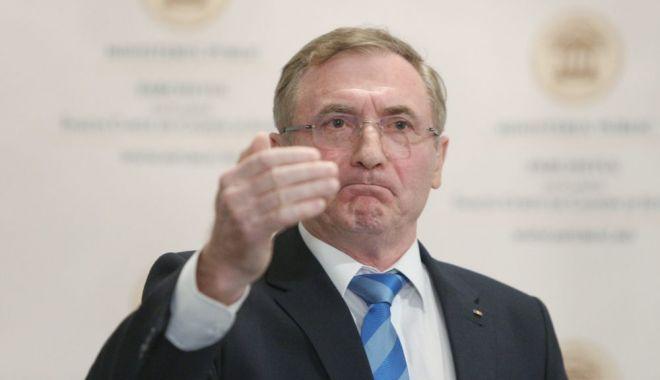 Foto: Augustin Lazăr, după vizita lui Tudorel Toader: Domnul ministru a venit tiptil