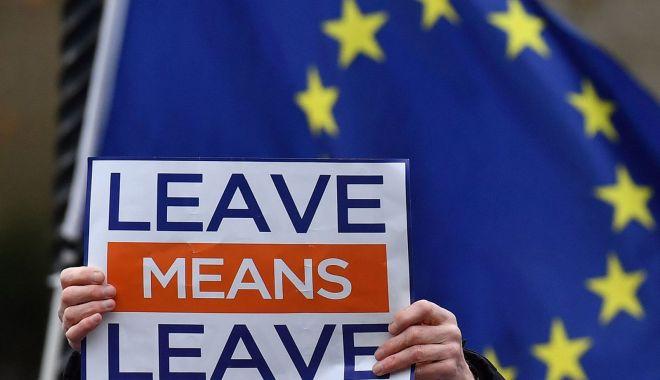 Foto: Ministru britanic: Nu va mai exista un alt referendum privind Brexitul