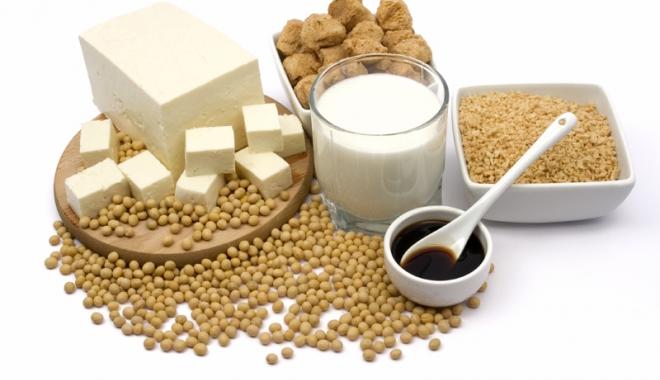 Foto: Beneficiile  dietei îmbogăţite  cu lecitină din soia