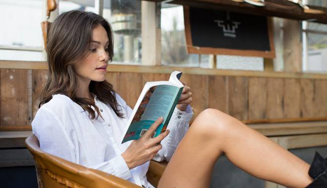Foto: Olimpiada de lectură. Ce mai înseamnă cititul pentru generaţia Iphone