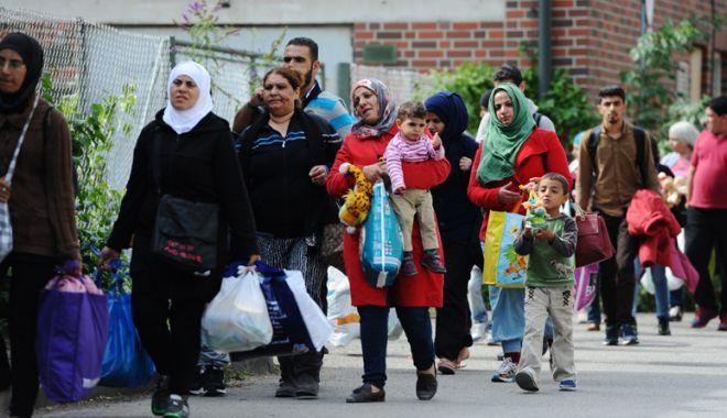 Foto: Lege ce restrânge reîntregirea familială pentru refugiaţi, adoptată de deputaţii germani