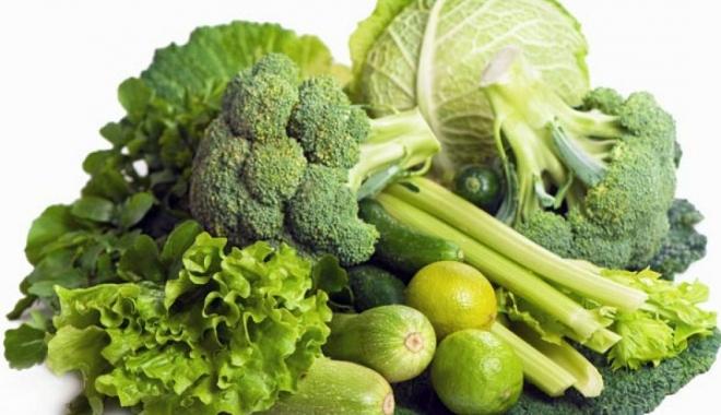 Foto: Legumele verzi previn apariţia unor tipuri de cancer