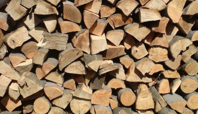 Foto: Primăria Constanţa. Începe plata ajutoarelor pentru încălzirea cu lemne